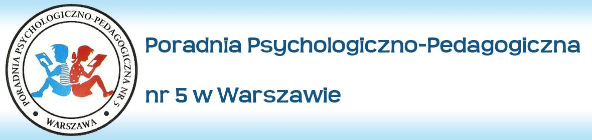 Poradnia Psychologiczno-Pedagogiczna nr 5 w Warszawie